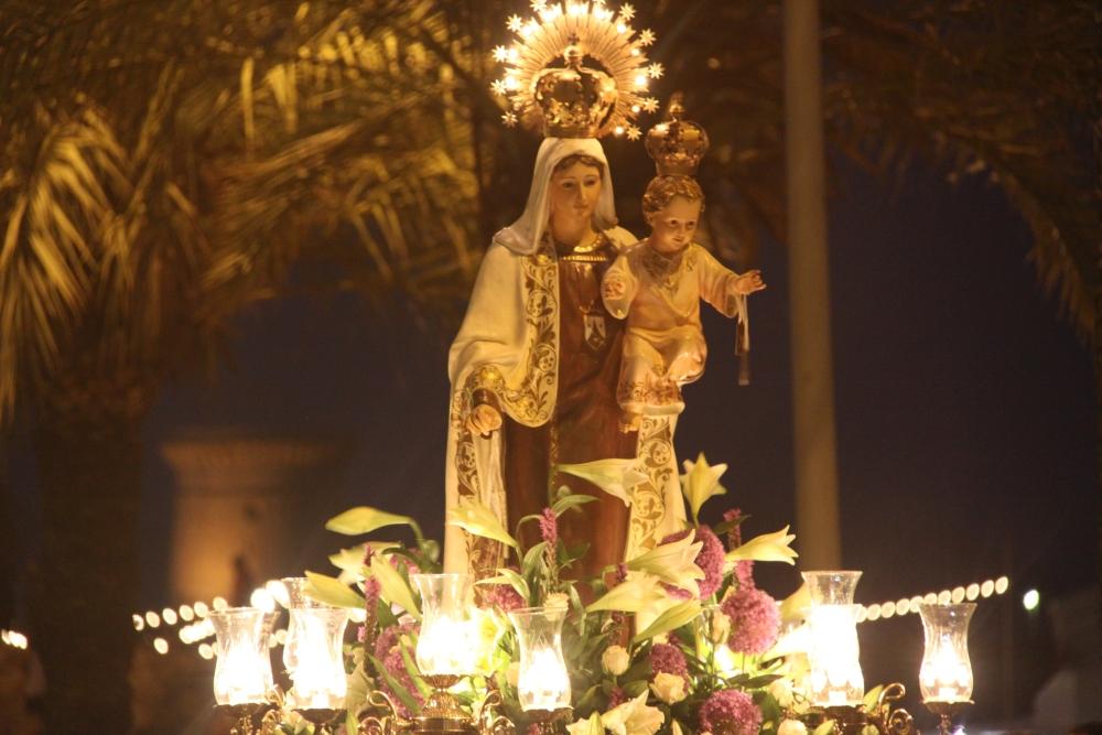 Fiestas en honor a la Virgen del Carmen 2010. (2/4)