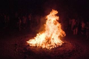 La noche de San Juan en El Campello (2/4)