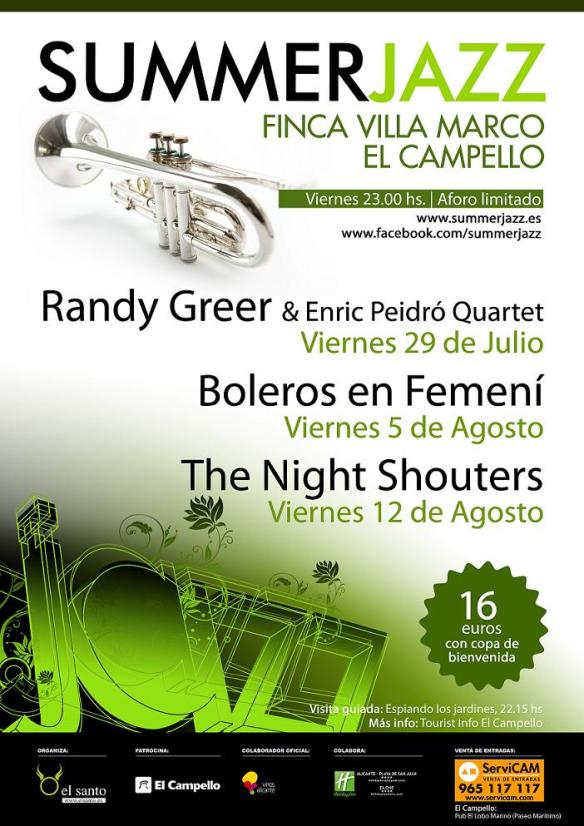 Cartel Summer Jazz 2011