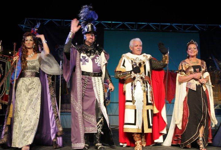 Fiestas de Moros y Cristianos 2011 en El Campello (2/3)