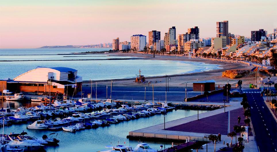 El mar como nexo de unión de los principales recursos patrimoniales  campelleros | Blog de El Campello Turismo