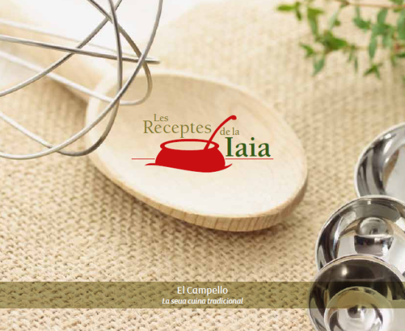 Les Receptes de la Iaia Edición 2012