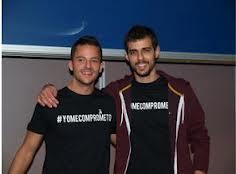 #yomecomprometo Rubén y Ángel