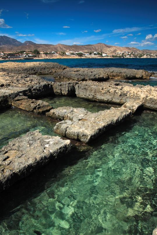 Loa Baños de la Reina -piscifactorías de época romana-
