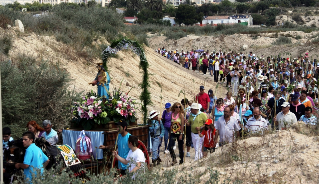 Romería María Auxiliadora El Campello
