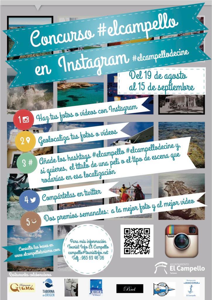 Cartel_ElCampellodeCine_ConcursoInstagram