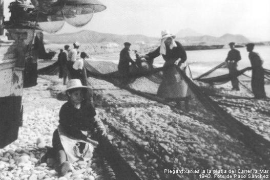 plegant xarxes 1943