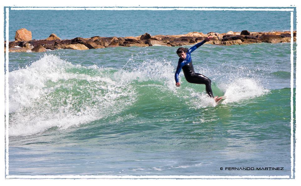 Surf Fernando Martínez