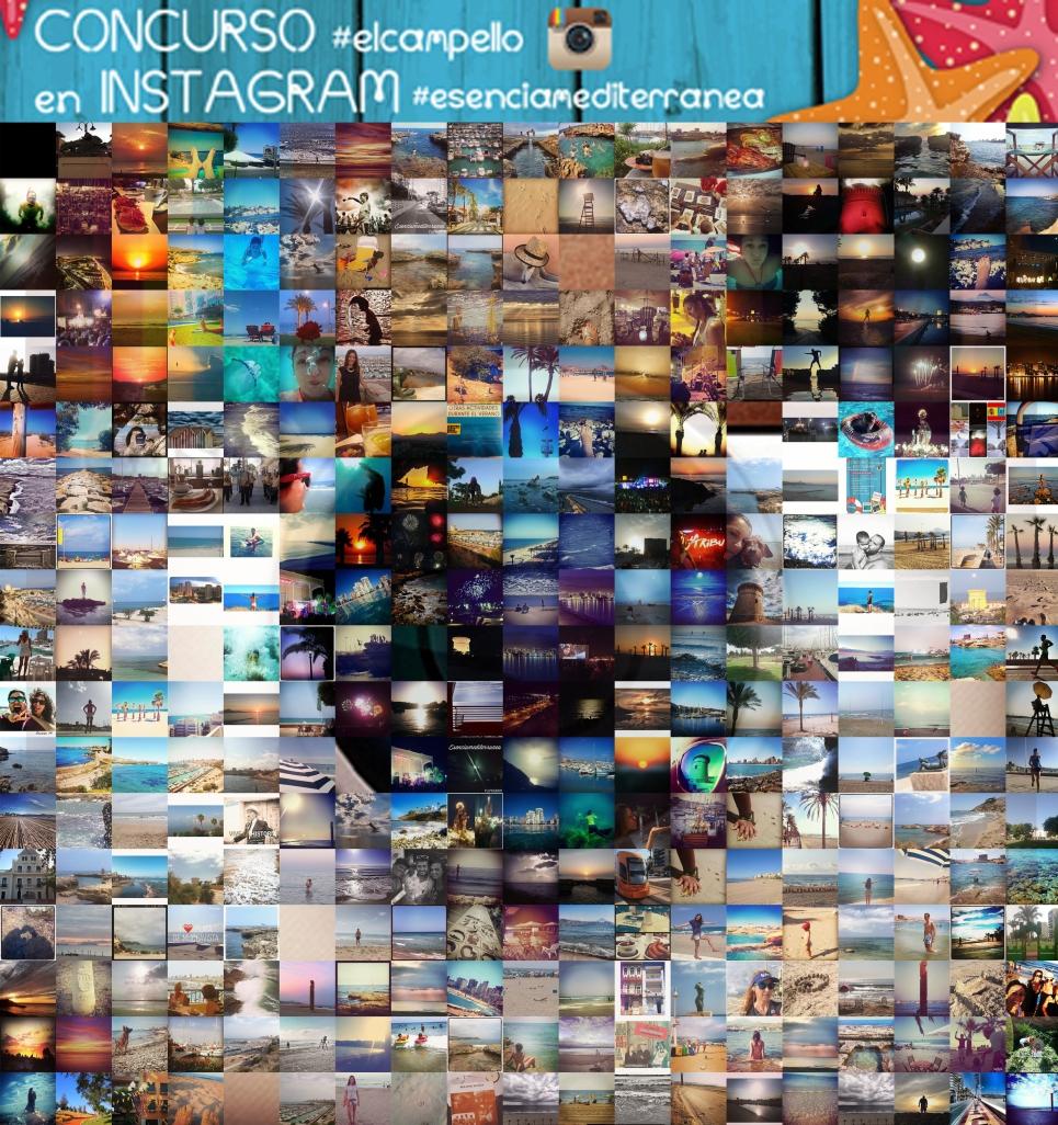 elcampello en Instagram esenciamediterranea. Fotografías participantes