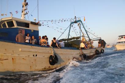 Procesión marinera El Campello