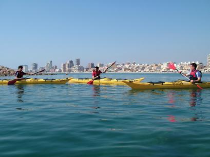 Kayak El Campello_Costa Blanca_Comunidad Valenciana