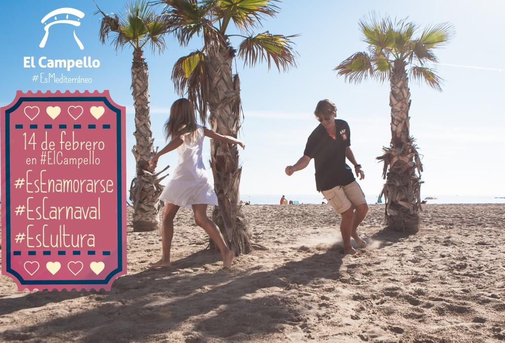 Carnaval y San Valentín en El Campello 2015