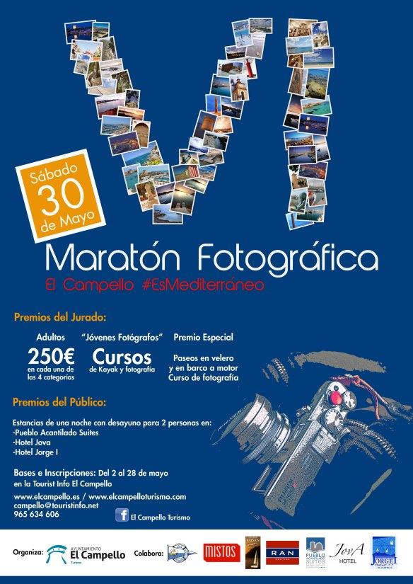 VI Maratón Fotográfica El Campello #EsMediterráneo