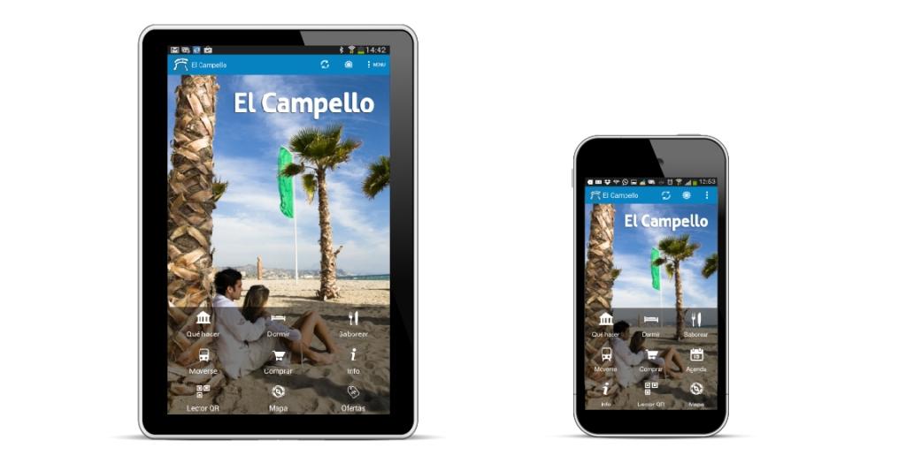 Aplicación movil El Campello Turismo