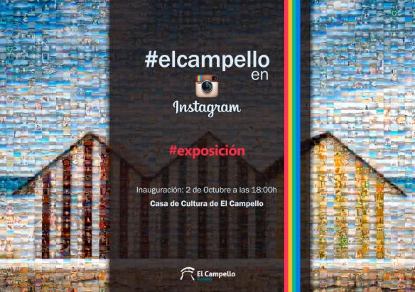 Exposición #ElCampello en Instagram 02 al 30 de octubre de 2015