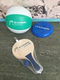Material promocional El Campello Turismo