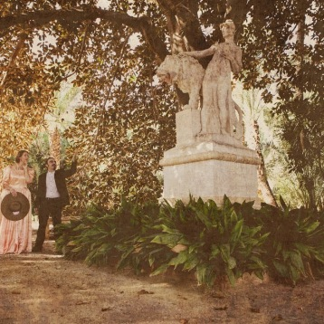 Los Secretos de los jardines de Villa Marco