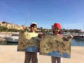 gymkhana_tesoro-pirata-del-llop-mari_el-campello_costa-blanca_comunidad-valenciana_puerto