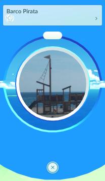 Pokeparada playa Carrer la Mar