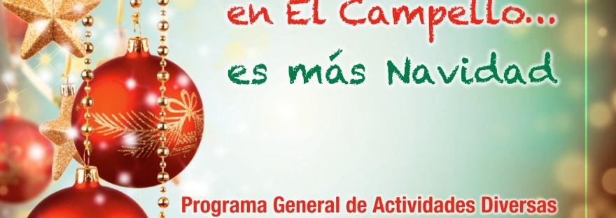 Navidad 2016 en El Campello