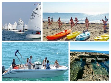 Actividades nauticas El Campello_Alicante_Comunidad-Valenciana.