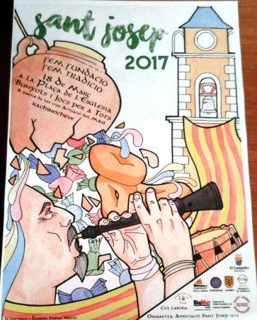 Sant Josep 2017 El Campello