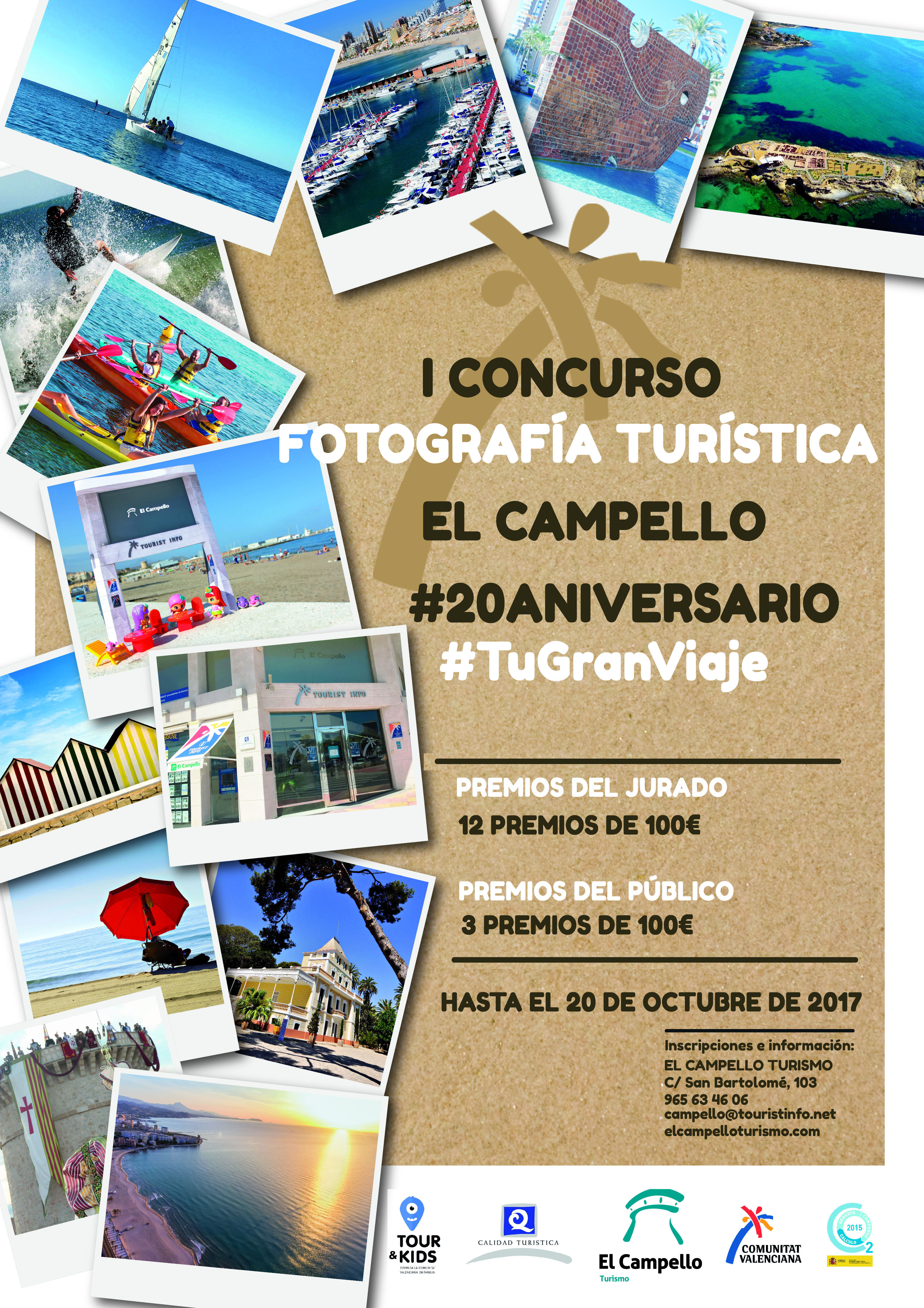 Concurso Fotografía El Campello #TuGRanViaje
