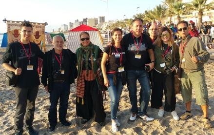 Instagramers desembarco El Campello 2017
