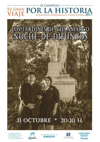 Teatralizada_Noche_De-Difunbtos_Villa_Marco_Halloween_El_Campello