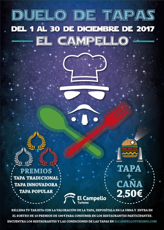 Cartel_Duelo_De_Tapas_El_Campello_2017
