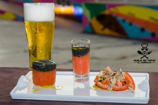Duelo de Tapas 2017 Restaurante Casa de Cultura