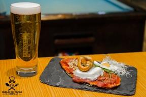Duelo de Tapas 2017 Restaurante Edenbart