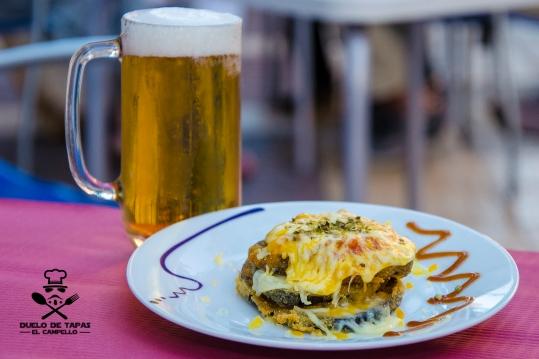 Duelo de Tapas 2017 Bar Mendieta