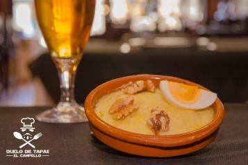 Duelo de Tapas 2017 Restaurante Nova Maestra