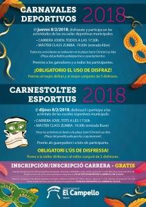 Carnaval deportivo Campello