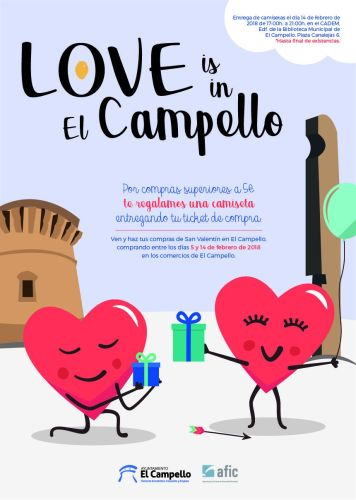 Love is in El Campello