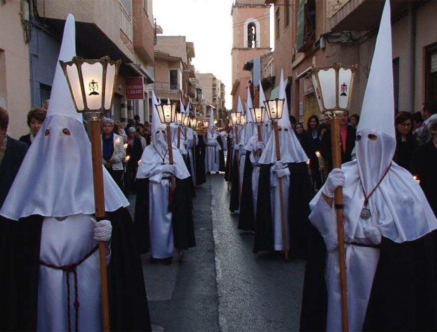procesión silencio Campello