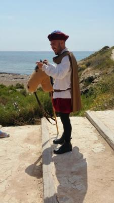 Visita Teatralizada La Illeta Un Mar de Historia El Campello