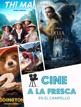 Campello Cine fresca 2018