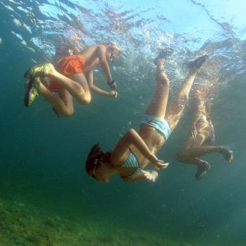 Snorkel en Cala Lanuza