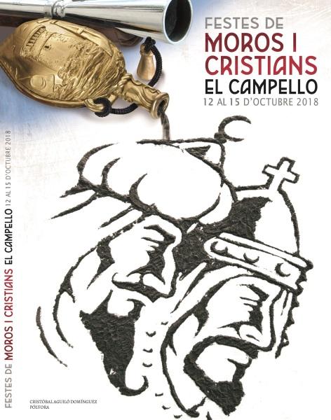 Cartel-Fiestas-moros-y-cristianos-El-Campello-2018