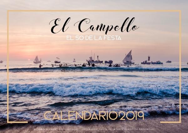 Calendario 2019 el campello turismo