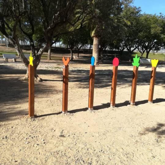 Juego Ability - Parque Can El Campello