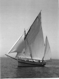 Barca de Larache