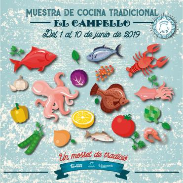 Cartel_Mostra_cuina_El_Campello_2019