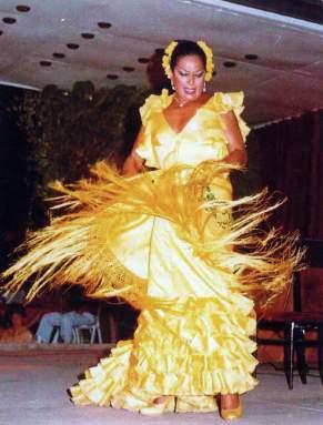 1060 - Gallo Rojo. Lola Flores