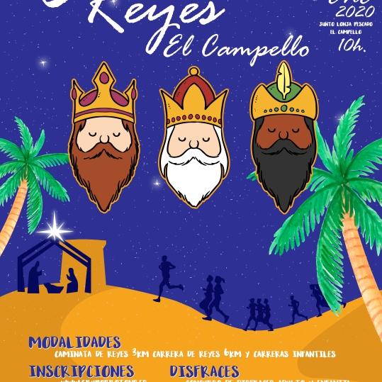 Caminata de Reyes (1)